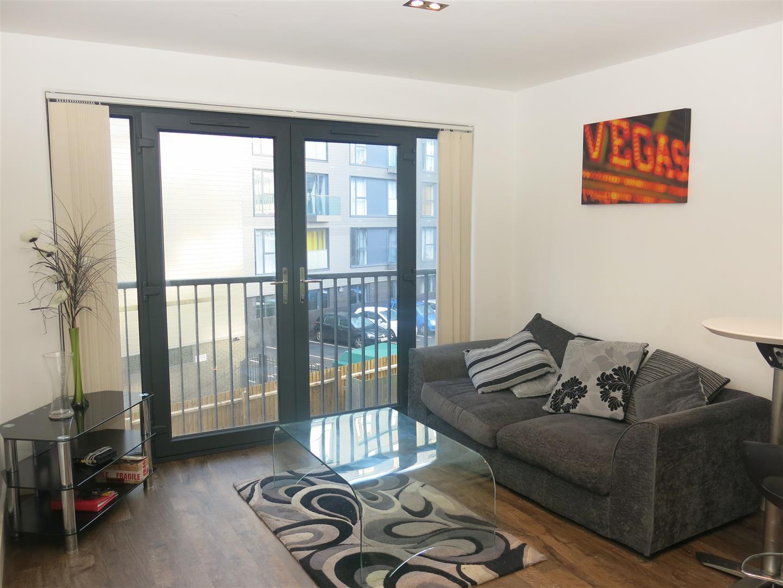 1 Bedroom Studio Flat for sale in Clive Passage, Birmingham